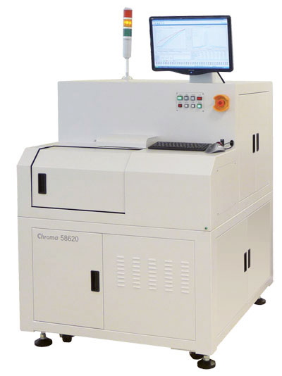 Model 58620 Laser Diode Characterization System Chroma